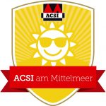 ACSI am Mittelmeer