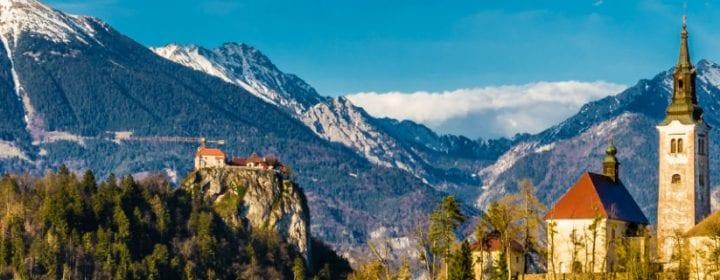 5 Gründe für einen Campingurlaub in Slowenien