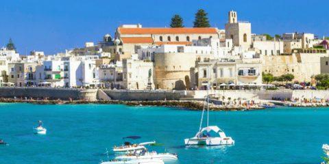 Die schönste Reisemobilroute durch Apulien