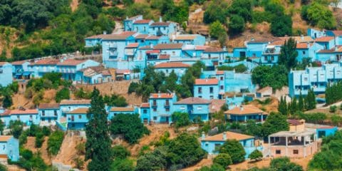 Kurz und knackig: Andalusien – Júzcar
