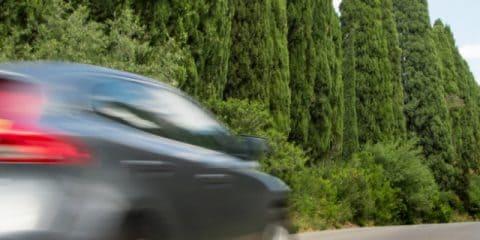 Achtung: Höchstgeschwindigkeit in Frankreich gesenkt