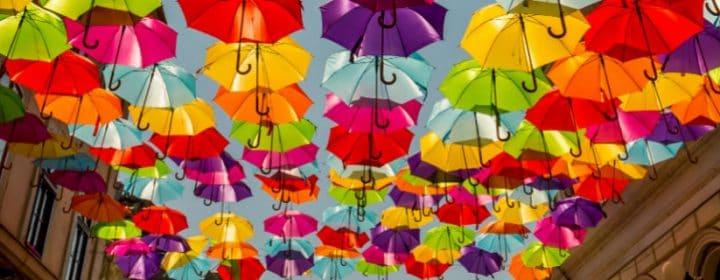Die fünf schönsten Straßenkunstfestivals in Europa
