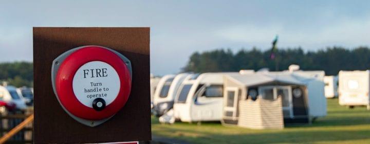 Brandsicherheit beim Campen: Was ist zu beachten?