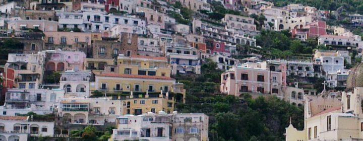 Positano: Perle an der Amalfiküste