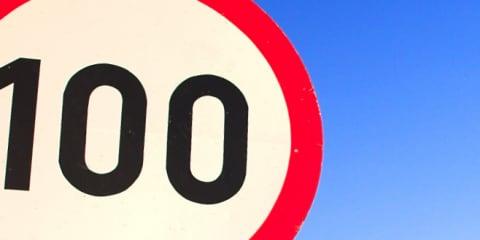 Tempolimit 100 in den Niederlanden ab März 2020