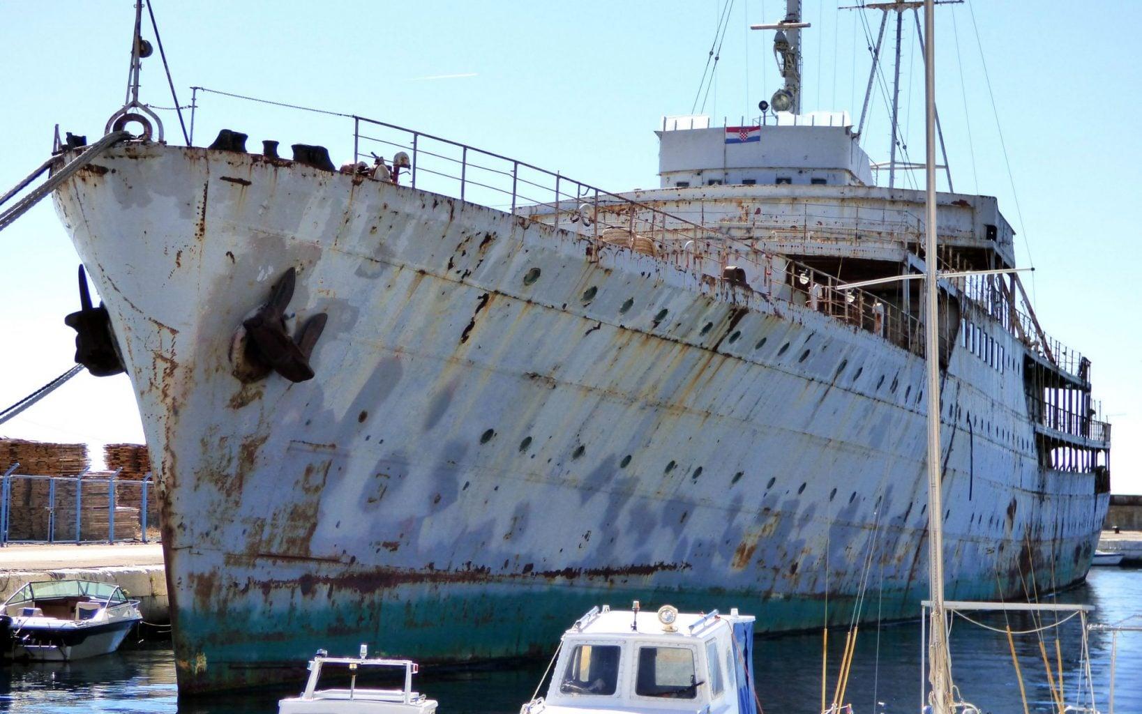 Rijeka schip Tito