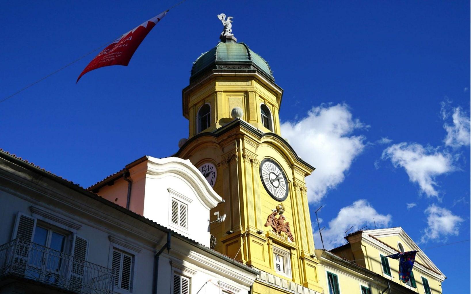 Rijeka Kulturhauptstadt