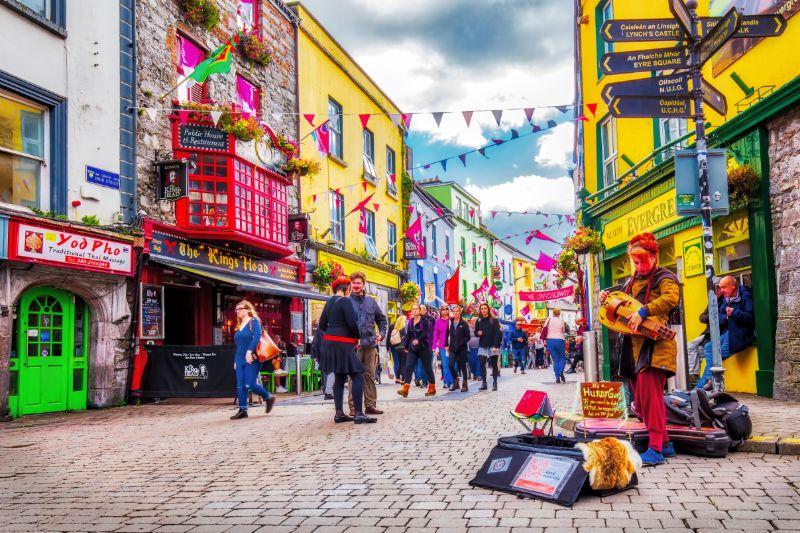 Galway Kulturhaupstadt