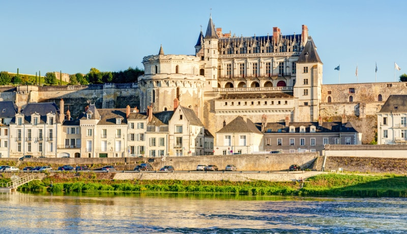 Château d'Amboise (Schlösser der Loire)