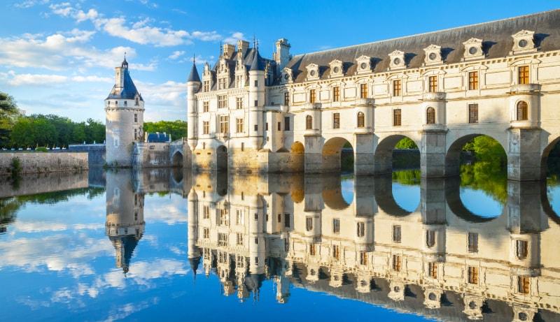 Château de Chenonceau (Schlösser der Loire)