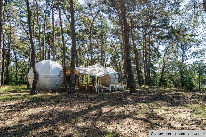 Kokon Campingplatz Zilvermeer