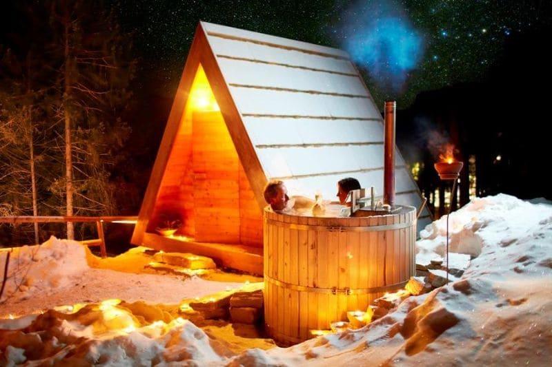 Whirlpool Campingplatz Bled